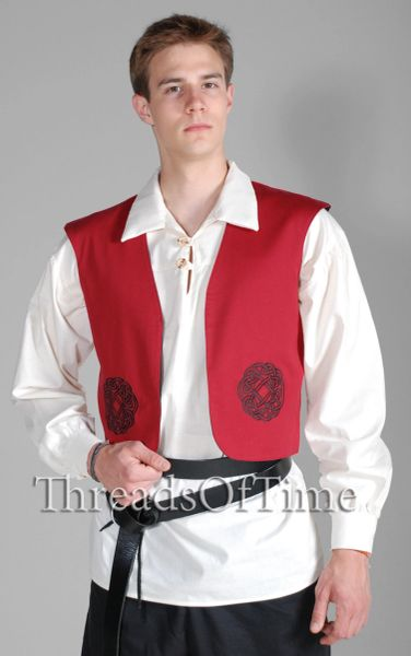 Celtic Short Vest