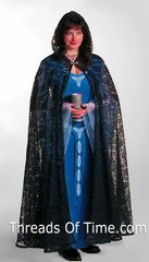 Lace Cloak