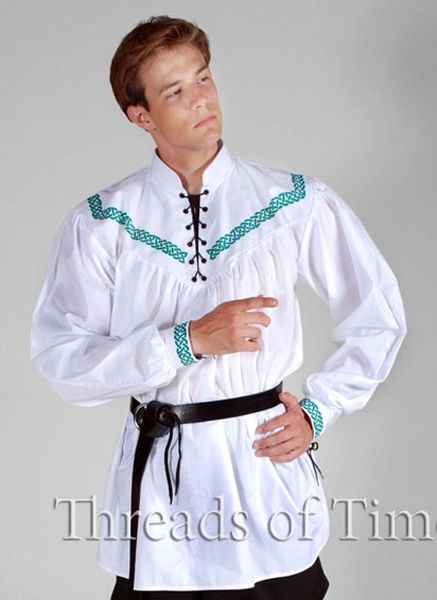 Dunbar Tunic a.k.a. Celtic Lord's Shirt