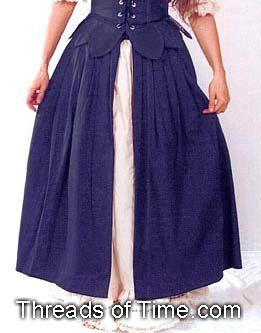 Merchant Overskirt