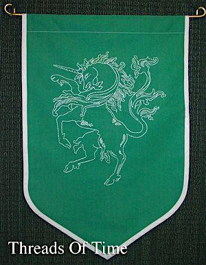 Unicorn Wall Banner