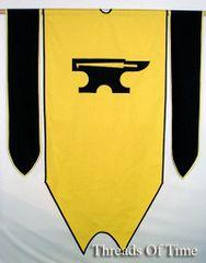 Custom SCA or LARP Banners