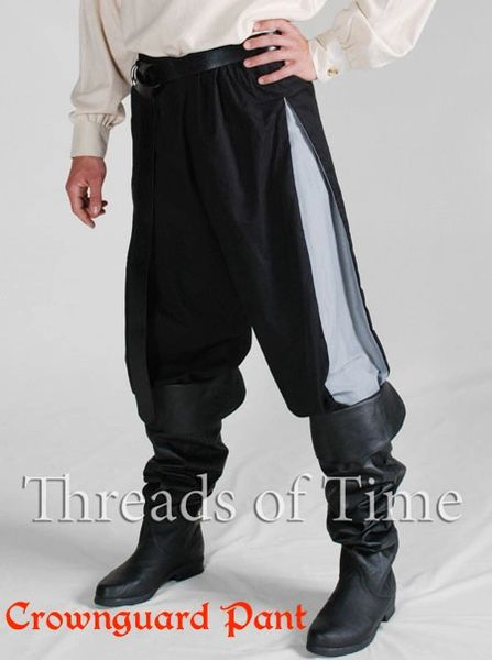 Crownguard Pant -Plain, Celtic, Tribal, Ancient Stone Knot designs