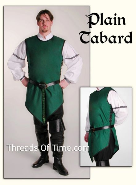 Tabards and Custom Tabards