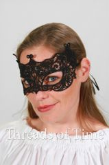 Lace Mask - Baroque 3