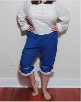 UV protecting / Moisture wicking Bloomers