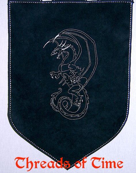 Dragon Hanging Wall Banner