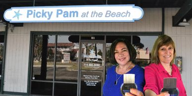 Pam Skinner opened Picky Pam at the Beach in 2012. We've had over 30,000 HAPPY CUSTOMERS!