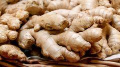 Veg.o_Peru Organic Ginger 空运秘鲁有机姜2磅
