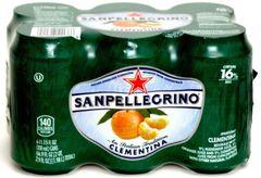 Drinks_San Pellegrino Clementina Sparkling Beverage 6 x 330mL