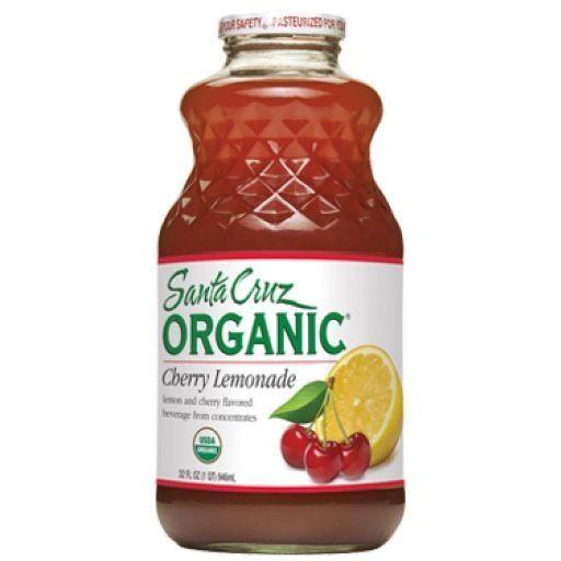 Drinks_Santa Cruz Organic Cherry Lemonade 946mL