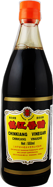 Chinkiang Vinegar 550ml 镇江香醋550毫升