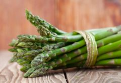 Fresh Asparagus bunch 新鲜芦笋尖一扎