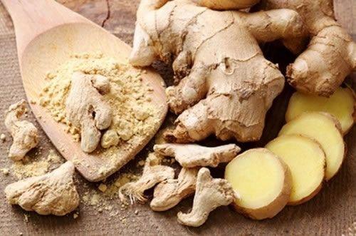 Organic Peru Ginger 有机秘鲁姜