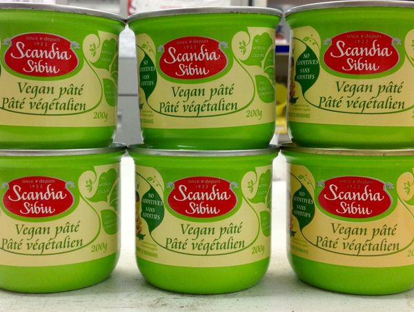 RO_Scandia Sibiu Vegan Pate 200g