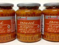 RO_Raureni Zacusca cu Ciuperci 700ml (No Shipping, Pick-Up Only)