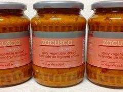 RO_Raureni Zacusca Picanta 720ml