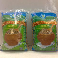 RUS_Крупа Гречана Buckwheat 1kg