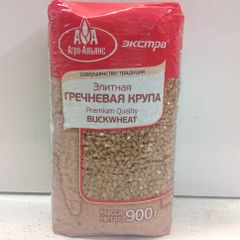 RUS_BUCKWHEAT ELITE PREMIUM Гречка 900g(Pick up only, no shipping)