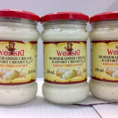 POL_Wolski Horseradish Cream 250ml