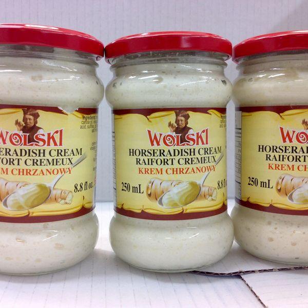 POL_Wolski Horseradish Cream 250ml