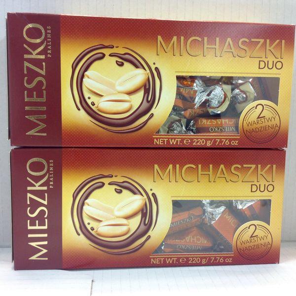 POL_Mieszko Michaszki Duo 220g