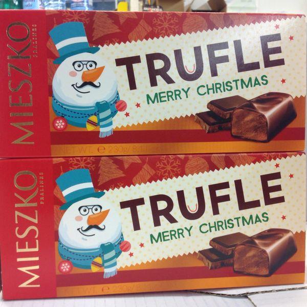POL_Mieszko Trufle Merry Christmas 230g
