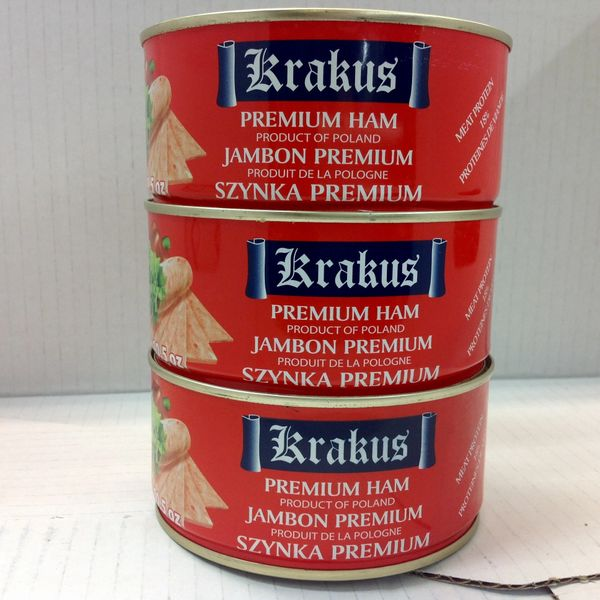 POL_Krakus Premium Ham 300g
