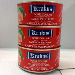 POL_Krakus Pork Collar 300g