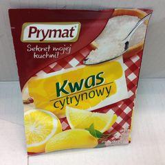 POL_Prymat Kwas Cytrynowy 20g