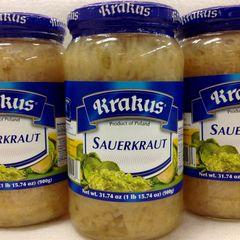 POL_Krakus Sauerkraut 900ml