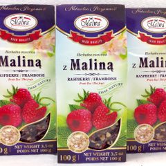POL_Malwa Raspberry Fruit Tea 100g