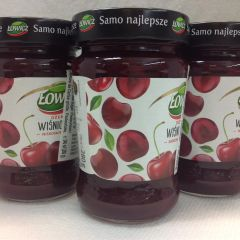 POL_Lowicz Sour Cherry Spread 280g