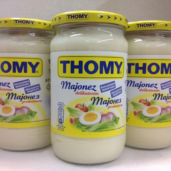 POL_Thomy Maionez Delikatesan 611g