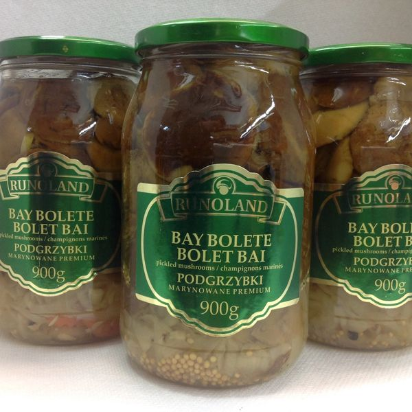 POL_Runoland Pickled Mushrooms 900g