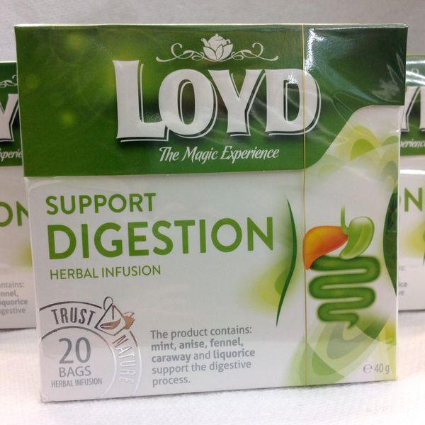 POL_Loyd Support Digestion Tea 20 tea bags