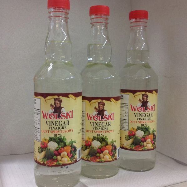 POL_Wolski Vinegar 10% 500ml