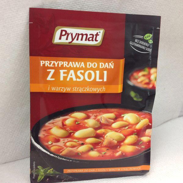 POL_Prymat Bean Dish Seasoning 20g