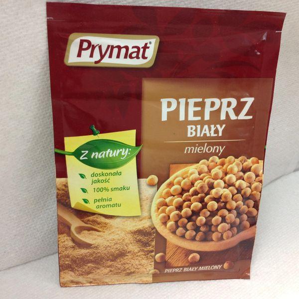 POL_Prymat Pieprz Bialy 15g