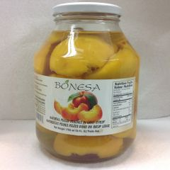 BOS_Bonesa Peaches in Syrup 1700ml (No Shipping, Pick-Up Only)