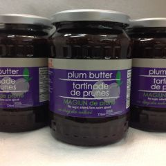 RO_Raureni Plum Butter 720ml (No Shipping, Pick-Up Only)