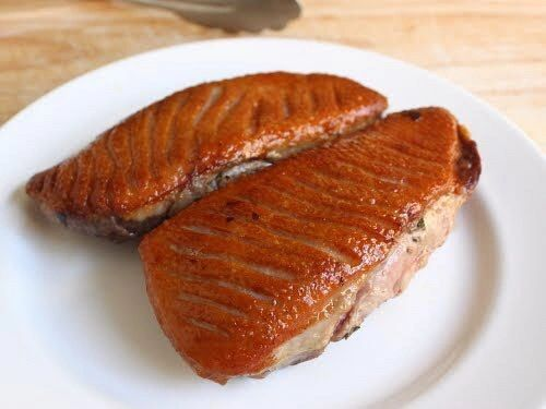 Smoked Duck Breast 0.4 lb/bag可即食法式烟熏鸭胸0.4磅袋