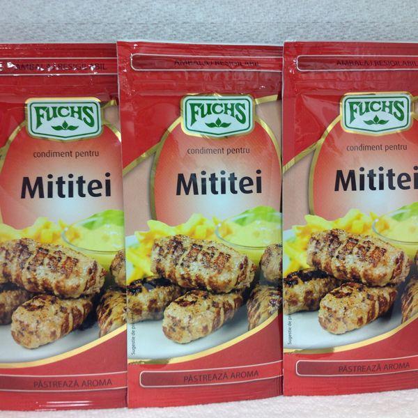 RO_Fuchs Condiment pentru Mititei 25g