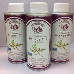 La Tourangelle Roasted Walnut Oil 250ml 核桃油250毫升(买五送一)