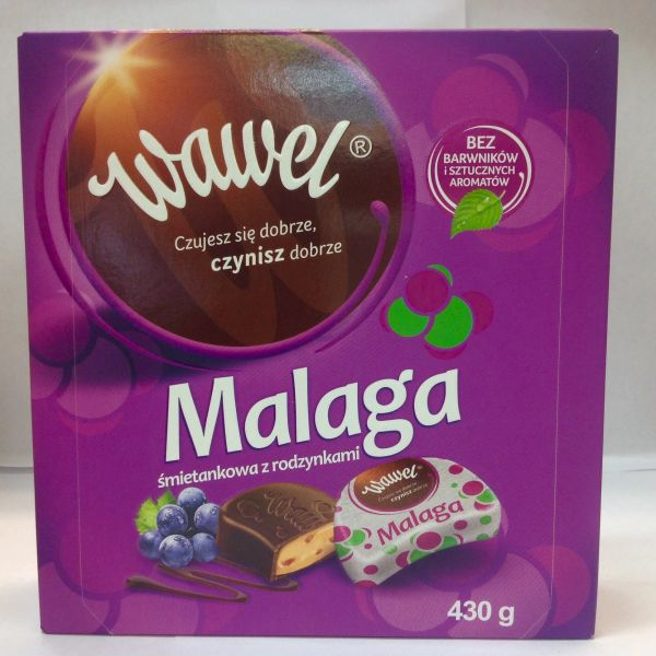 POL_Wawel Malaga 430g