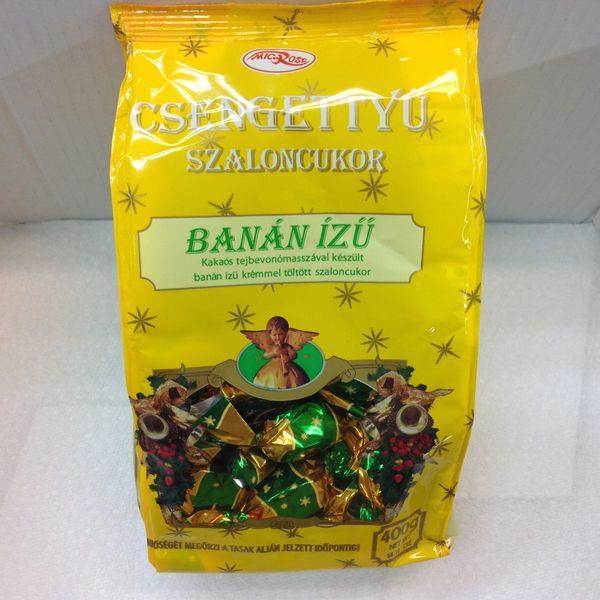 HU_Csengettyu Banana 400g