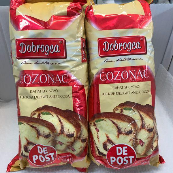 RO_Dobrogea Cozonac Rahat Cacao 500g
