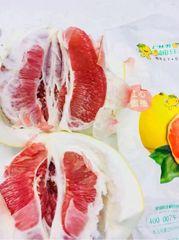 Organic Red Pulp Pomelo 【特别推荐】有机红肉蜜柚(大)3颗
