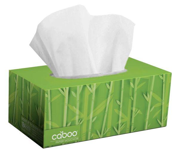 Caboo Bamboo Facial Tissue