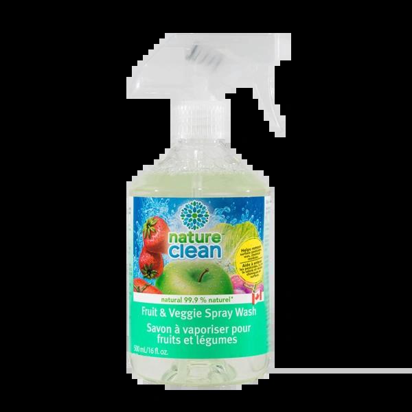 Natureclean Fruit & Veggie Spray Wash